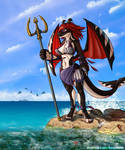 Lilith - Guardian of the Sea [Gift] by Souvillaine