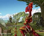 Sadha - The Red Princess [Fanart]