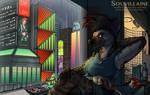 Zavi - No Perspective by Souvillaine
