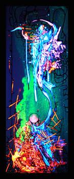 Intergalactic boogie UV H.R.