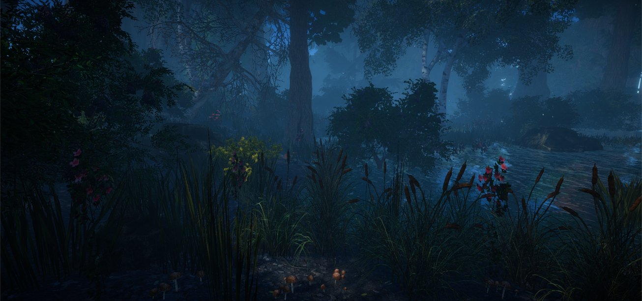 Forest Unity 5 by FishfaceGames