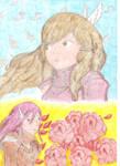 Sumia and Cordelia by MayaHana