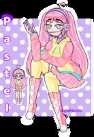 ::.P A S T E L  G I R L.:: by MagicStarADL