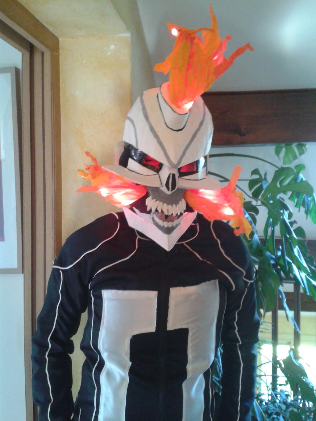 My All New Ghost Rider Cosplay 3 by CeramicHearted on DeviantArt