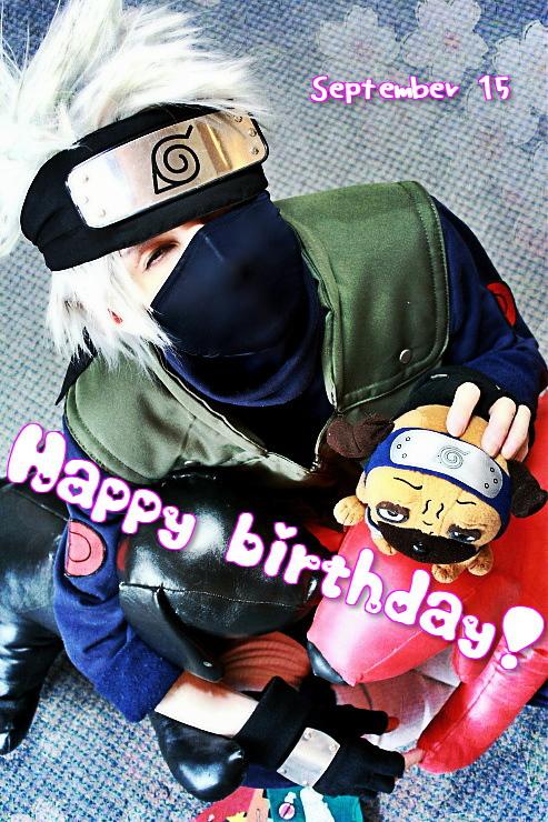 Happy Birthday!! by SanetomoIjuin