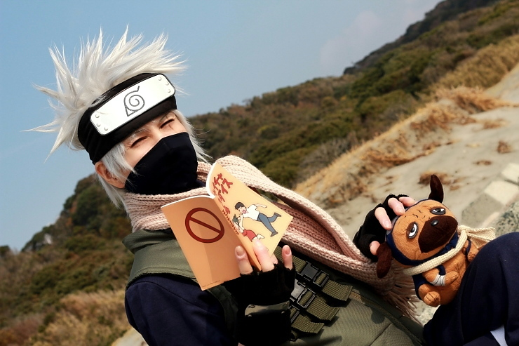 KAKASHI and PAKKUN by SanetomoIjuin