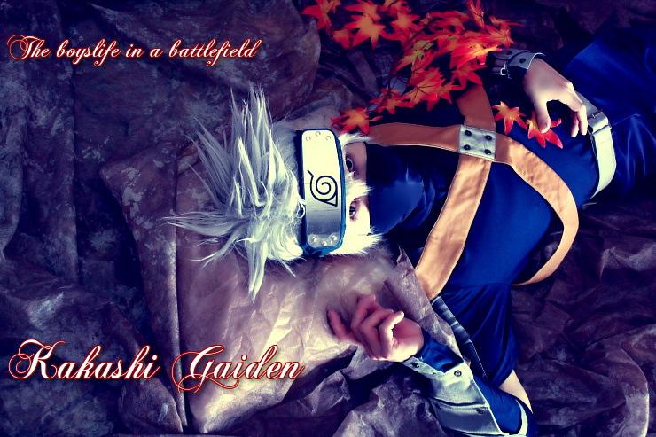 Kakashi (BOY) by SanetomoIjuin