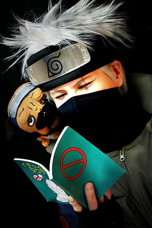 The best friend of Kakashi by SanetomoIjuin