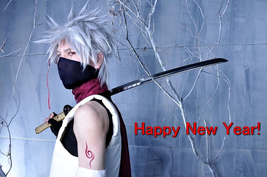 Happy New Year! by SanetomoIjuin