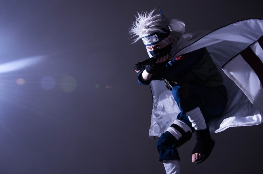 Kakashi which flies by SanetomoIjuin
