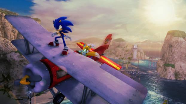 Bonus: Sonic '06 - Tornado Flight