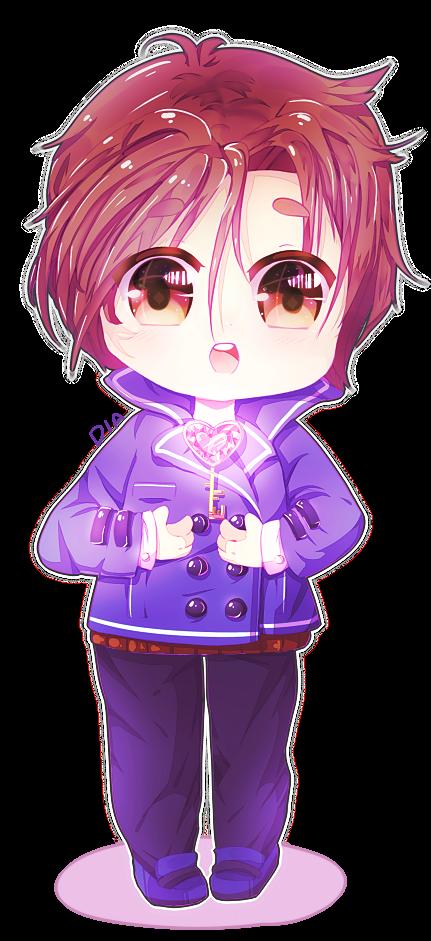 Key Chibi! by DiamondArtist