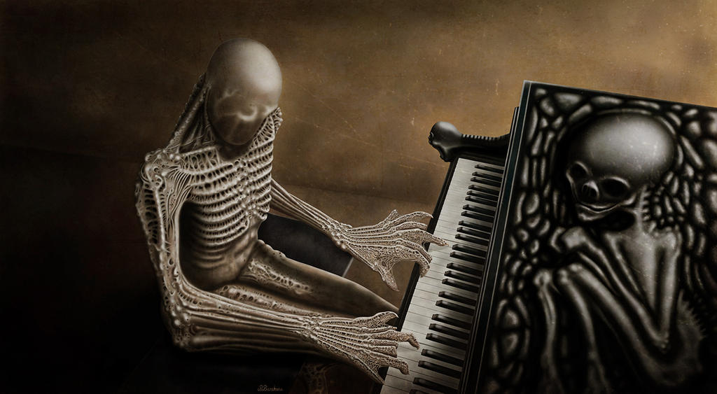 The pianist by BRHN27