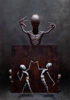 Puppet show by BRHN27