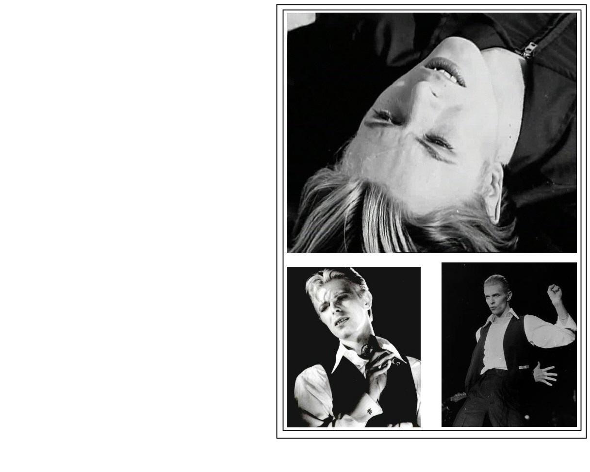 Minimal David Bowie Wallpaper by ~Dillwave on deviantART