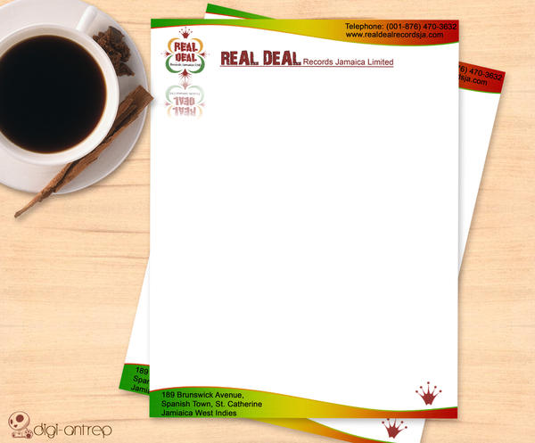 Sweet LetterHead by Gallistero