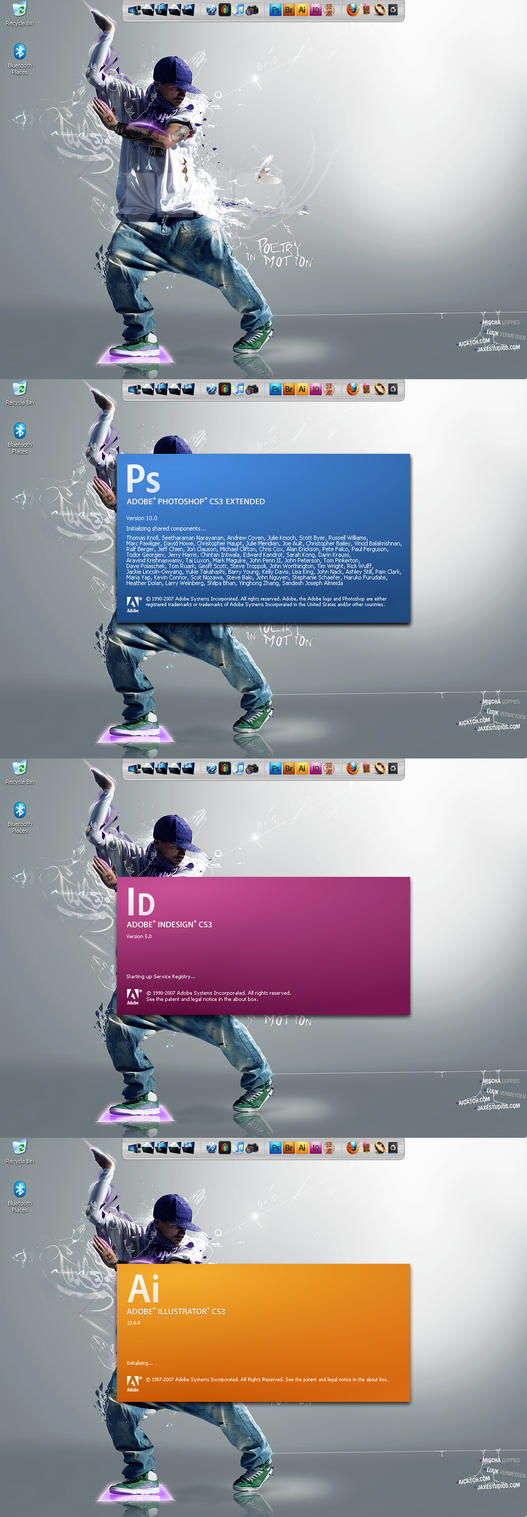 My Desktop At Wurk by Gallistero