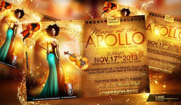 Music At The Apollo