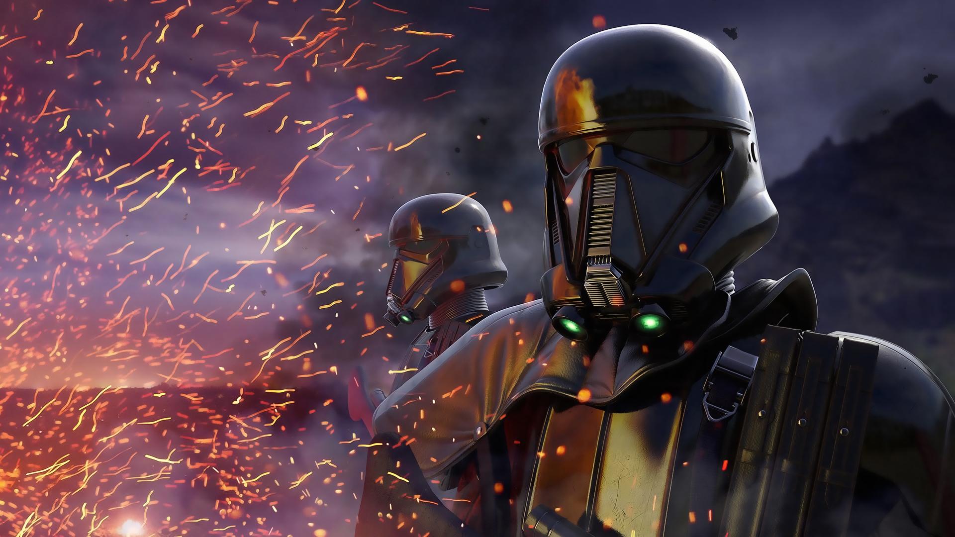 Star Wars Rogue One Wallpaper By Stiflerneonizz On Deviantart
