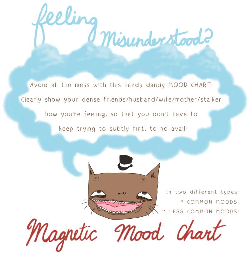 FEELING MISUNDERSTOOD? by beyourpet