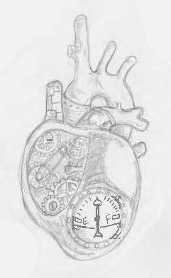 Steampunk Heart by unanimatedew