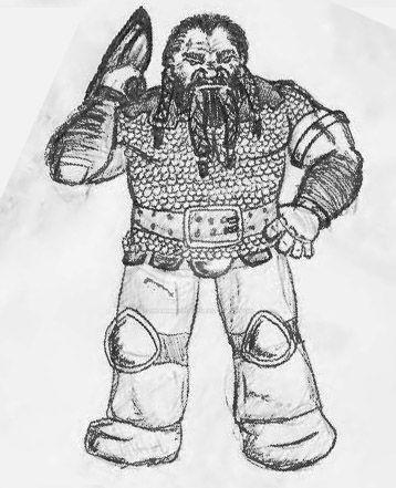 Dwarf02 by unanimatedew