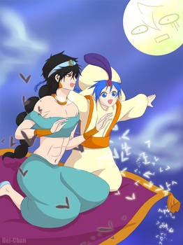 Magi: A Whole New World