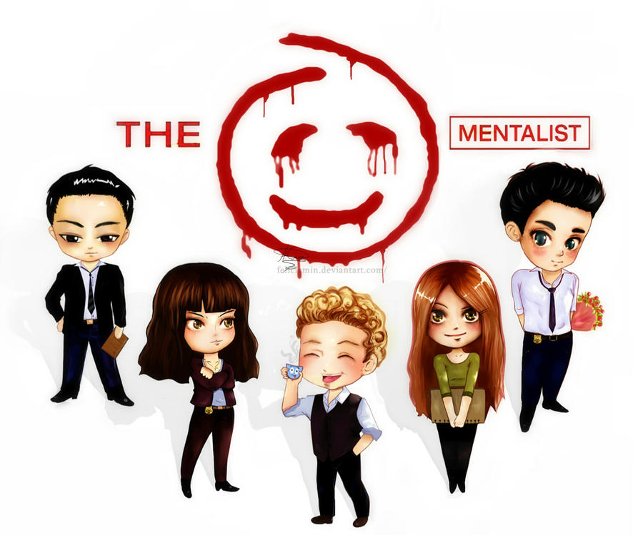 The Mentalist fan art by FeliciaMin