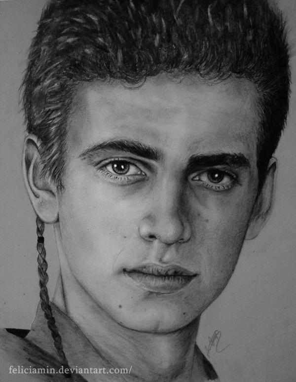 Anakin Skywalker by FeliciaMin
