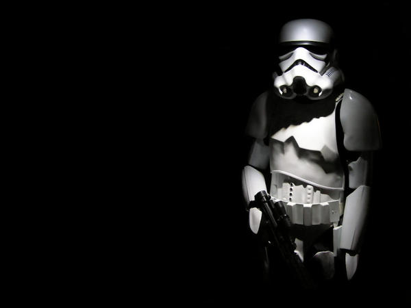 Stormtrooper wallpaper by inmobilus