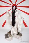 Amaterasu - Shinto Sun Goddess