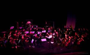 Ali Helnwein Rain Concerto 2 by Cyril-Helnwein