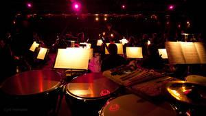 Ali Helnwein Rain Concerto 4 by Cyril-Helnwein