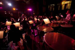 Ali Helnwein Rain Concerto 5 by Cyril-Helnwein