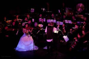 Ali Helnwein Rain Concerto 6 by Cyril-Helnwein