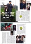 Cyril Helnwein WOMAN Magazin (Austria) by Cyril-Helnwein