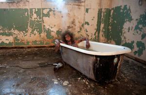 Bad Hair Day by Cyril-Helnwein