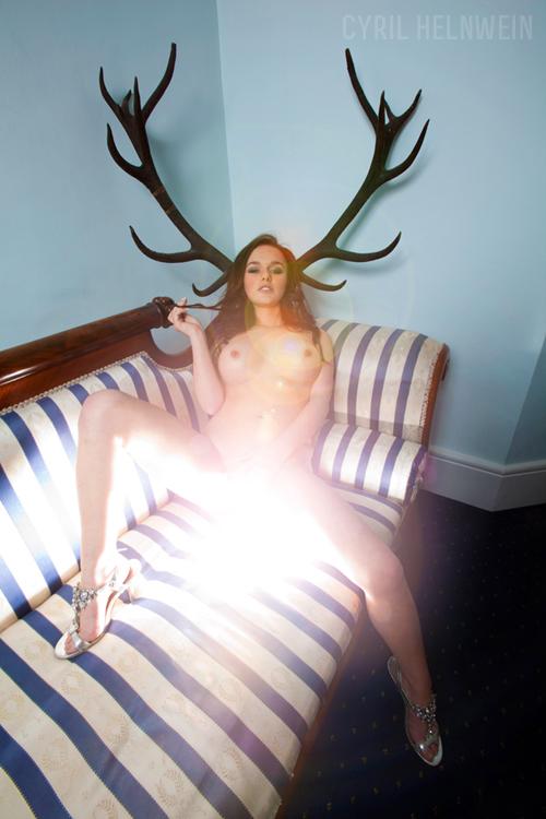 Feelin' Horny (2) by Cyril-Helnwein