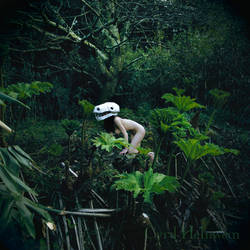 Gila Monster by Cyril-Helnwein