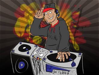 DJ Stretto by Hitchhiker561