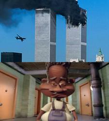 Thurgood Stubbs feels sad over 9/11