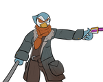 Bird Highwayman