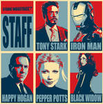 Stark Industries Staff