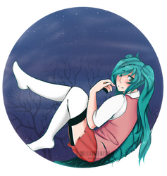 Miku - Alice by oviculas