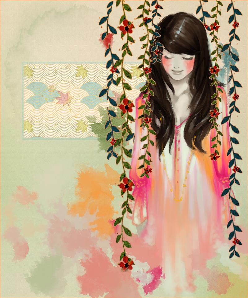 Iris by Mashiiro