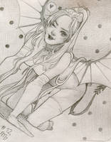 Number 012 / 365 by Mashiiro