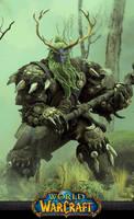Warcraft Night Elf Druid