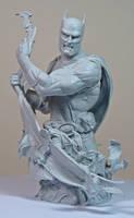 Heroes of the DCU: Batman 2 unpainted1 by BLACKPLAGUE1348
