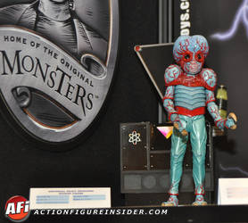 Toy Fair reveals: Metaluna Mutant by BLACKPLAGUE1348