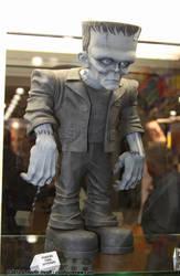 Toy Fair reveals: Mega Frankenstein by BLACKPLAGUE1348
